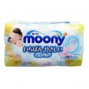 Moony, Вкладыши для бюстгальтера одноразовые, 68 шт