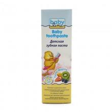 Babyline Детская зубная паста со вкусом Тутти-Фрутти, 75 мл