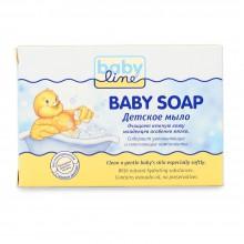 Babyline, детское мыло, с рождения, 100 гр