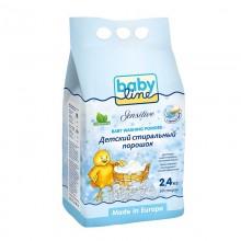 Babyline Sensitive Детский стиральный порошок 2,4 кг