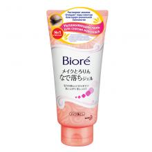 Biore, Увлажняющий гель для снятия макияжа, 170 гр