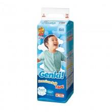 Genki подгузники Premium Soft XL (12-17 кг) 44 шт.
