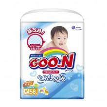 GooN, трусики M (7-12 кг), 58 шт