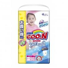 GooN трусики  для девочек, размер XL (12-20 кг) 50 шт