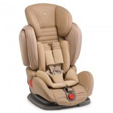 Автокресло группа 1/2/3 (9-36 кг) Happy Baby Mustang (beige)
