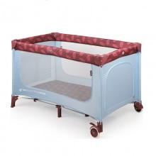 Манеж-кровать Happy Baby Martin (sky)
