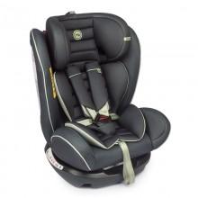 Автокресло группа 1/2/3 (9-36 кг) Happy Baby Spector (черный)