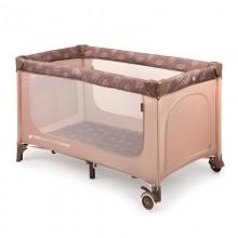Манеж-кровать Happy Baby Martin (sand)