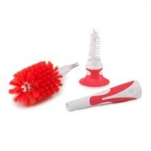 Набор ершиков Happy Baby Bottle and pacifier brush 2in1