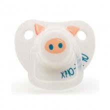 Пустышка силиконовая ортодонтическая Happy Baby 0-12 м