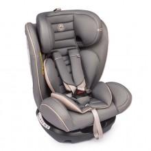 Автокресло группа 1/2/3 (9-36 кг) Happy Baby Spector (серый)