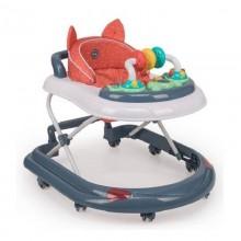 Ходунки Happy Baby Smiley V2  (navy blue)