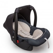 Автокресло группа 0+ (до 13 кг) Happy Baby Skyler V2 (graphite)