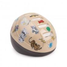 """Шлем защитный """"STONEHEAD"""", размер """"S"""" Happy Baby (Beige)"""