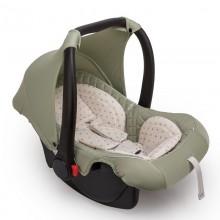 Автокресло группа 0+ (до 13 кг) Happy Baby Skyler V2 (green)