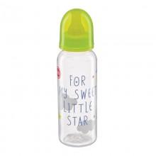 Бутылочка для кормления Happy Baby с латексной соской, 250 мл.