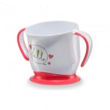 Чашка Happy Baby на присоске