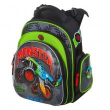 Hummingbird ранец для мальчика, Monster, TK44