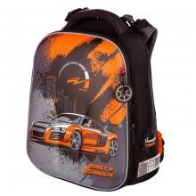 Hummingbird ранец для мальчика, Fast Furious, T70
