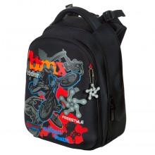 Hummingbird ранец для мальчика, Freestyle, T90
