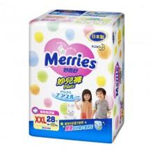 Merries, трусики размер XXL (15-28 кг), 26 шт