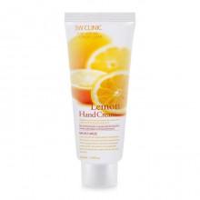 3W Clinic, крем для рук увлажняющий Lemon, 100 мл