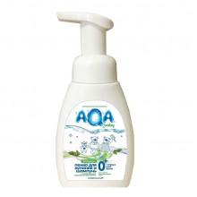Aqa Baby Пенка для купания и шампунь с маслами для сухой и чувствительной кожи, 250 мл