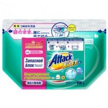 Attack, BioEX, концентрированный стиральный порошок, запасной блок, 0,81 кг