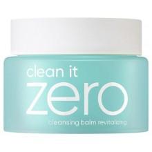 Banila Co Освежающий крем-щербет для лица Clean It Zero Cleansing Balm Revitalizing, 7 мл