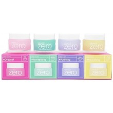 Banila Co Набор очищающих бальзамов для лица Clean It Zero Special Kit, 7 мл х 4