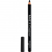 Bourjois Карандаш для макияжа глаз Khol & Contour, Тон 001 black, 1.2 г