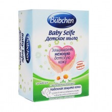 Bubchen Детское мыло, 125 г