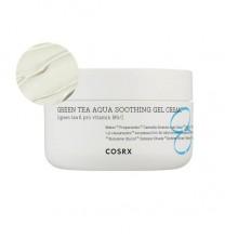 COSRX Крем-гель успокаивающий для лица с зелёным чаем Green Tea Aqua Soothing Gel Cream, 50 мл
