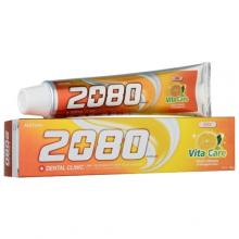 Dental Clinic 2080 Зубная паста Витаминный Уход со вкусом мяты и зеленого яблока, 120 г
