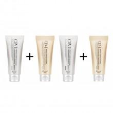 Esthetic House Набор шампунь + кондиционер для волос CP-1 BRIGHT COMPLEX INTENSE NOURISHING SET, 100+100 мл + 100+100 мл