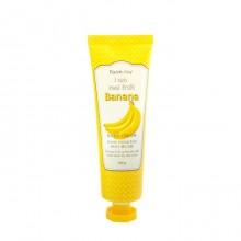 Farmstay Крем для рук с экстрактом банана I am Real Fruit Banana Hand Cream 100 мл