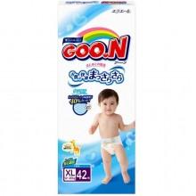 GooN, подгузники XL (12-20 кг), 42 шт