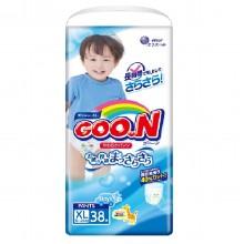 GooN, трусики для мальчиков BIG (12-20 кг), 38 шт