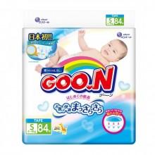 GooN, подгузники S (4-8 кг), 84 шт