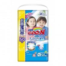 GooN трусики универсальные, размер XL (12-20 кг) 50 шт