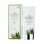 JIGOTT ВВ-крем с экстрактом алоэ Aloe Sun Protect BB Cream SPF41 PА++, 50 мл