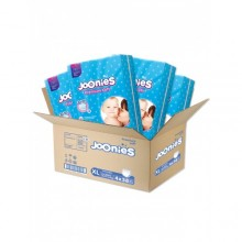 JOONIES Подгузники-трусики, размер XL (12-17 кг), 38 шт. 4 шт