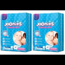 JOONIES Подгузники-трусики, размер XL (12-17 кг), 38 шт. 2 шт