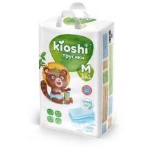KIOSHI трусики М (6-11 кг), 52 шт.