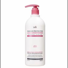 La'dor Защитный кондиционер для поврежденных волос Damage Protector Acid Conditioner, 900 мл