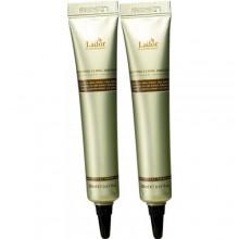 La'dor Ночная  сыворотка для восстановления волос с кератином Snail Sleeping Clinic Ampoule , 20 мл 2шт.