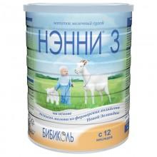НЭННИ 3 Смесь с пребиотиками, с 12 месяцев, 800 гр