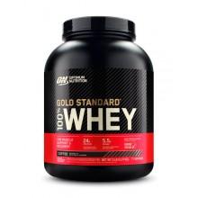 Протеин Optimum Nutrition 100% Whey Gold Standard 2240 г, кофе