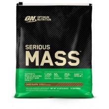 Гейнер Optimum Nutrition Serious Mass (5.44 кг) шоколад
