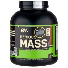 Гейнер Optimum Nutrition Serious Mass (2.72 кг) шоколад